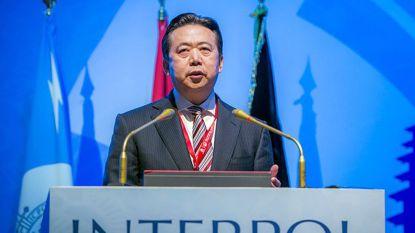 Interpolbaas Meng na aankomst in China opgepakt voor verhoor
