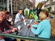 Buurtspeeltuin in Cornelis Ketelstraat mag blijven