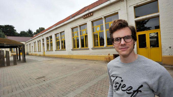 Jong CD&V wil 'Hoek van het Kind' in oud schoolgebouw