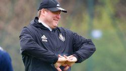 """Vanhaezebrouck: """"Club is leep, wij niet"""""""