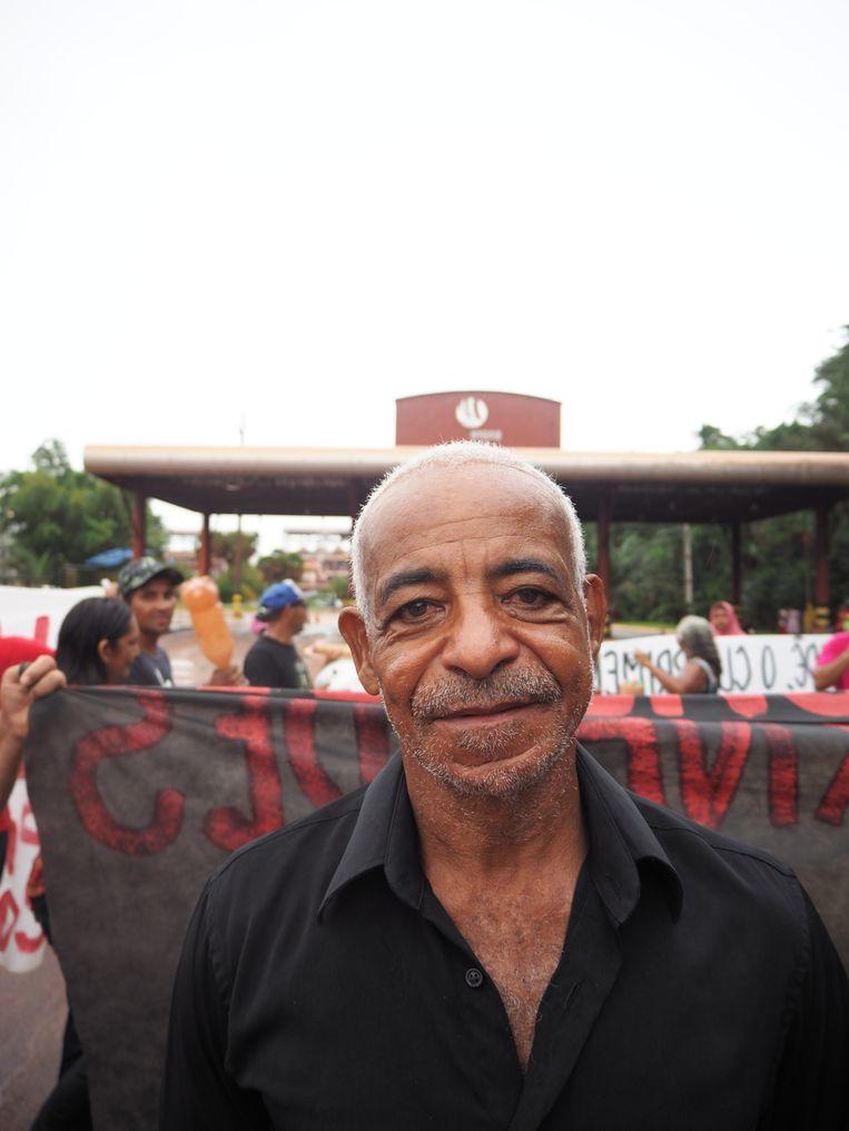 Antonio Pereira, bewoner Beeld x
