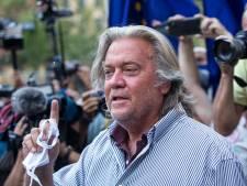 Trump verleent gratie aan oud-adviseur Steve Bannon en tientallen anderen