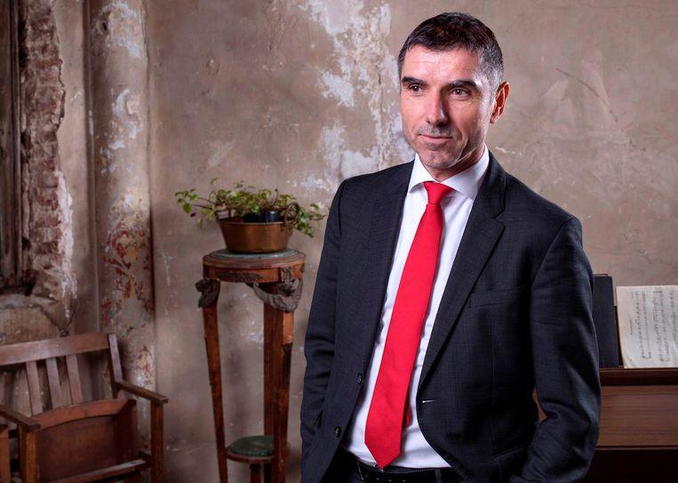 Staatssecretaris Paul Blokhuis. Beeld Werry Crone