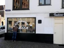 Burgemeester Kolff sluit coffeeshop Indica voor een maand