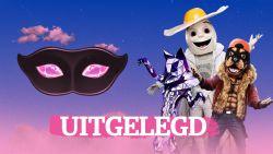 UITGELEGD. Het ontstaan van The Masked Singer