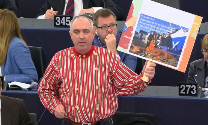 Peter van Dalen (ChristenUnie-SGP) vraagt om aandacht voor de pulsvissers in het Europees Parlement