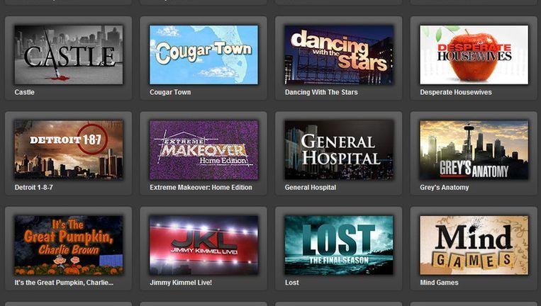 Op ABC, de Amerikaanse versie van Uitzending Gemist, kunnen tal van series worden bekeken. De website staat alleen bezoekers uit de VS toe. Met een alternatieve digitale identiteit is ABC echter ook vanuit Nederland toegankelijk. Beeld