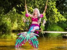 Loraine uit Losser heeft een tweede leven als zeemeermin Serena