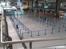 Vliegveld Weeze plat door staking piloten