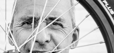 Jos Sluijsmans: een geboren fietser, die liever trapte dan de trein nam