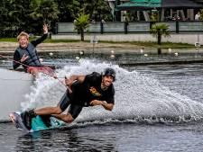 Alphense Zegerplas in de race voor EK Wakeboarden
