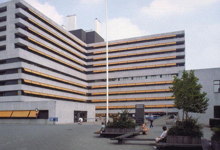 Andere tijden: het Slotervaartziekenhuis in 1977 Beeld anp