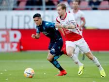 Vitesse morele winnaar van uitputtingsslag in Utrecht