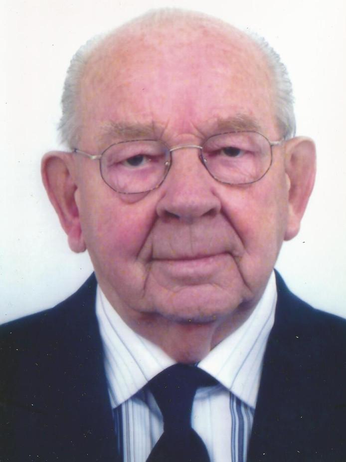 Q-koortsslachtoffer Albert Bressers.