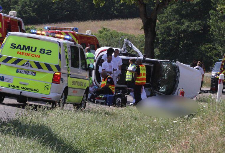 Eind juli kwamen nog drie Belgische toeristen om bij een zwaar ongeval in Zuid-Frankrijk.