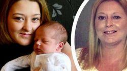 Toen het erop leek dat haar doodzieke moeder geboorte van kleinzoon niet zou halen, nam Georgia risicovolle beslissing