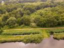 De plek langs het kanaal in Helmond waar Manon Seijkens werd gevonden.