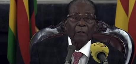 'Mugabe akkoord met aftreden'