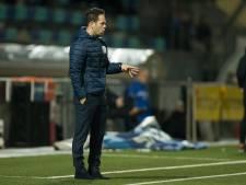 Trainer Erik van der Ven verlengt contract bij FC Den Bosch