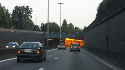Ook koker Vierarmentunnel richting Zaventem krijgt ledverlichting