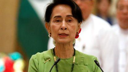 Myanmarese leider verliest opnieuw internationaal ereteken omdat ze geweld tegen Rohingya's weigert te veroordelen