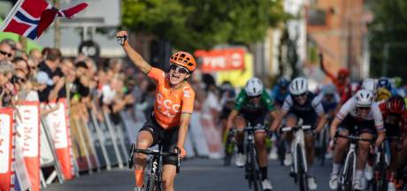 Vos zorgt voor derde Nederlandse overwinning op rij in Noorwegen