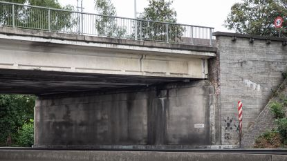 OVERZICHT. Betonrot, roest of zuurschade: 28 Vlaamse bruggen onder verscherpte controle