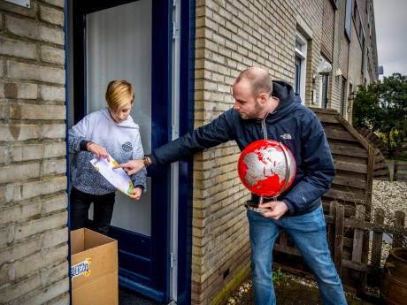 Deze school probeert nieuwe leerlingen te verleiden met een cadeau: 'Mag ik hem al openmaken?'