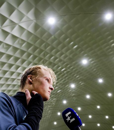 'Ajax wil Dolberg niet afstaan voor EK onder-21'