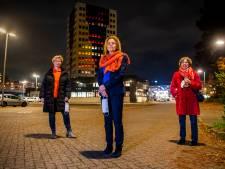 Op deze wijze wil Capelle aandacht vragen voor een groot probleem: geweld tegen vrouwen en meisjes