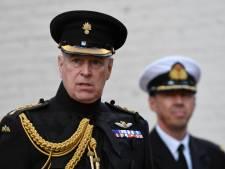 """""""Aucune coopération"""" du prince Andrew dans l'enquête sur Epstein"""