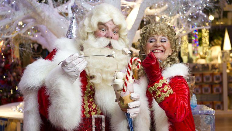 In Harrods Valt Kerst Vroeger Dan Ooit Nieuws Hln