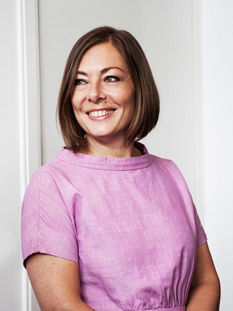 Cécile Narinx. Beeld