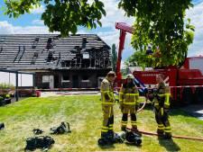 Brandweer voorkomt uitslaande brand in Vorden, 'maar de kat is spoorloos'