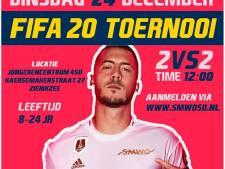 FIFA-20 toernooien in Nieuwerkerk en Zierikzee