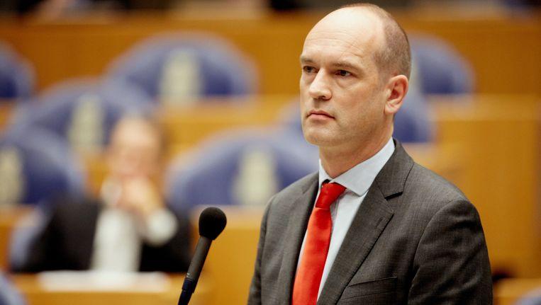 Gert-Jan Segers (CU) Beeld null