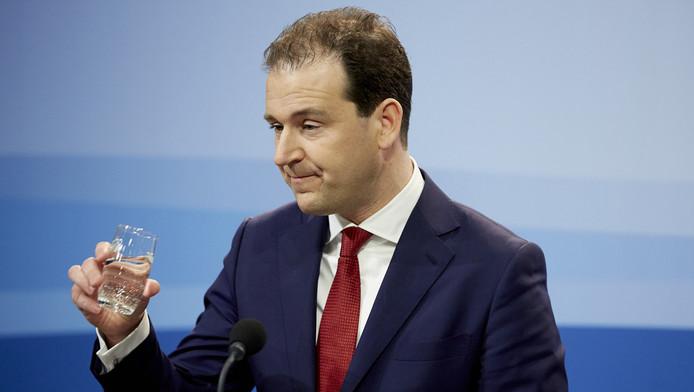 Lodewijk Asscher, minister van Sociale Zaken en werkgelegenheid