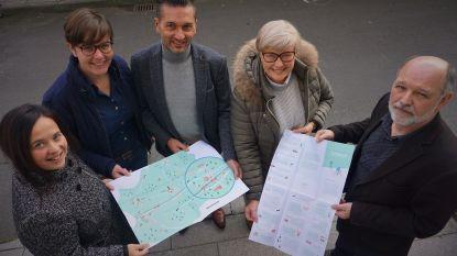 Inwoners krijgen meerjarenplan met handig overzichtskaartje in de bus