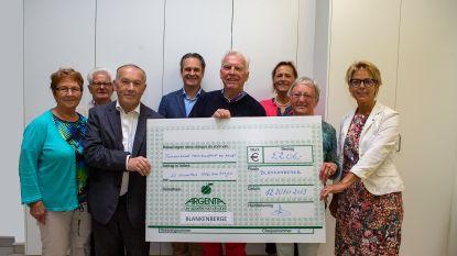 Concert levert 2.206 euro op voor Sint-Vincentius