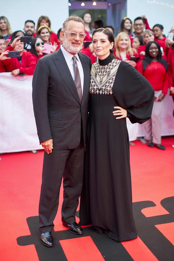 Tom Hanks et Marielle Heller