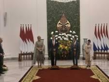Koning biedt excuses aan voor Nederlands geweld in Indonesië
