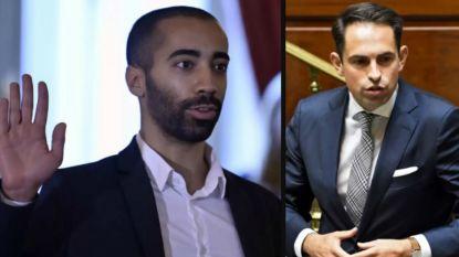 """Van Grieken: """"Ik zal u verrassen, Sammy Mahdi is niet zo links als iedereen denkt"""""""