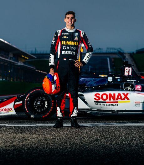 Rinus 'VeeKay' klaar voor zijn debuut: 'Indycar veel gaver dan F1'