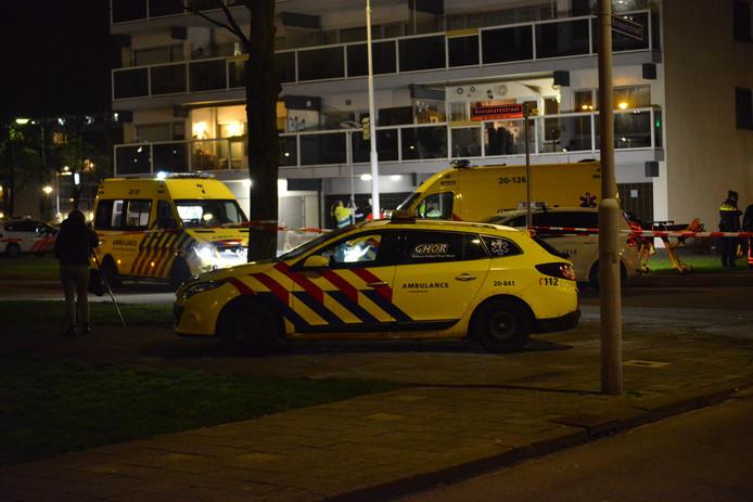 Roeselarestraat, Breda.