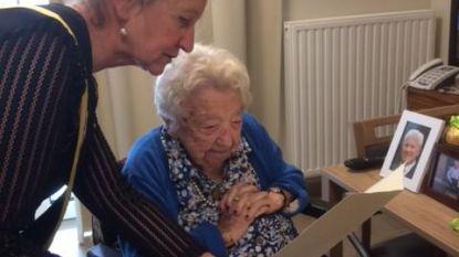 Simonna Serck viert 103e verjaardag
