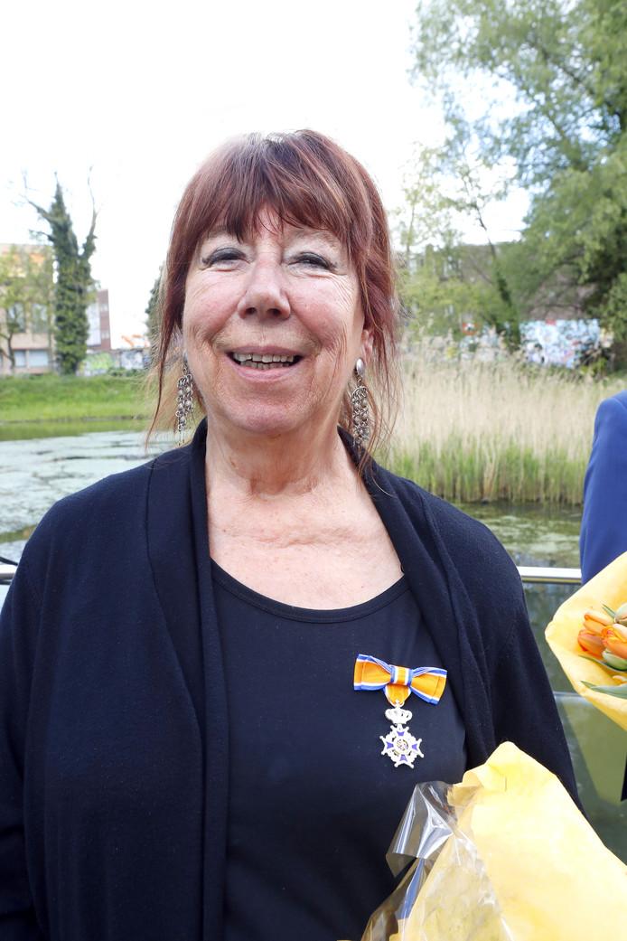 Anne van der Kraan.