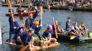 Blauwalgen opnieuw spelbreker voor Vlottenrace