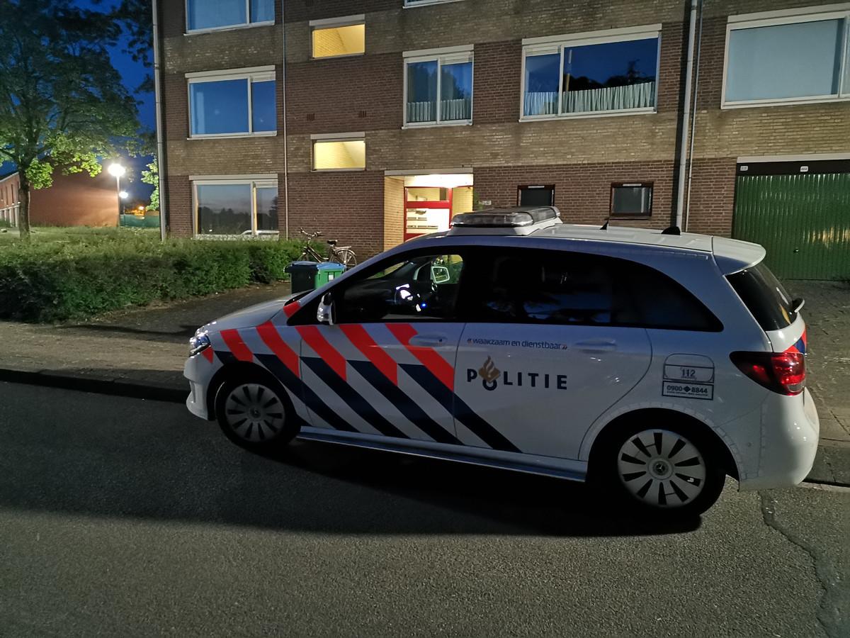 Het incident vond plaats aan de Jan Tooropstraat in Renkum.