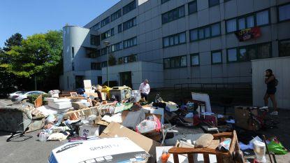 Elke dag vijf sluikstorten: werknemers Interza ruimden dit jaar al 16 ton afval op