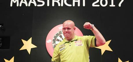 Papa Van Gerwen wint Dutch Masters vierde keer op rij